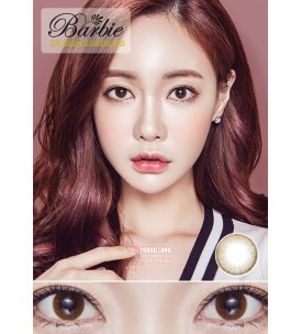 Barbie Lens 14.2mm - Young Long - Brown - Power