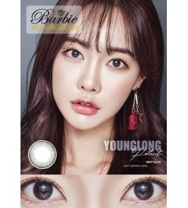 Barbie Lens 14.2mm - Young Long - Grey - Power