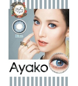Western Eyes - Ayako - Blue - Power