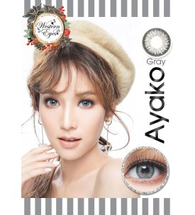 Western Eyes - Ayako - Grey - Power