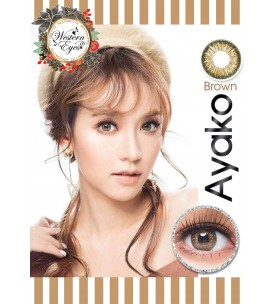 Western Eyes - Ayako - Brown - Power