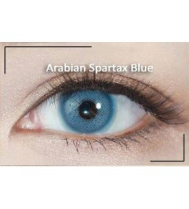 Western Eyes - Arabian Spartax - Blue - Power