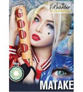 Barbie Lens 16.5mm - Matake - Blue - Power