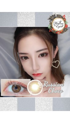 Western Eyes - Russian - Choco - Power