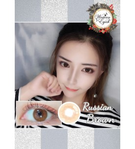 Western Eyes - Russian - Brown - Power