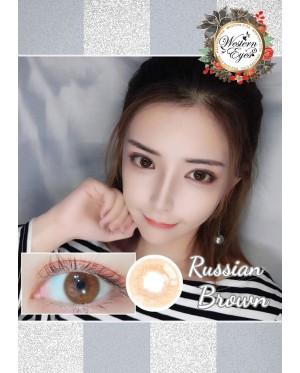 Western Eyes - Russian - Brown - Power