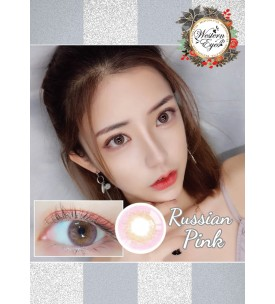 Western Eyes - Russian - Pink - Power