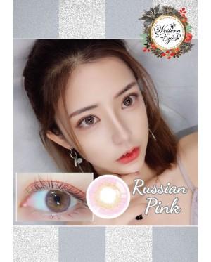 Western Eyes - Russian - Pink