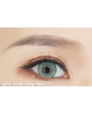 Western Eyes - Seattle - Topaz Aqua - Power