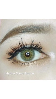 Western Eyes - Dana - Brown - Power
