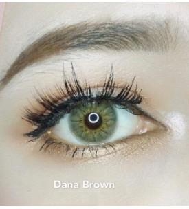 Western Eyes - Dana - Brown - Power