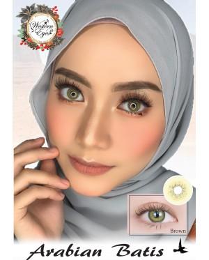 Western Eyes - Arabian Batis - Brown - Power