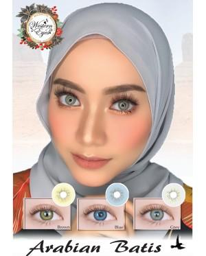 Western Eyes - Arabian Batis - Blue - Power