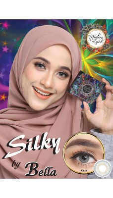 Western Eyes - Bella Silky - Grey