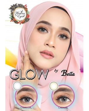 Western Eyes - Bella Glow - Charcoal