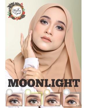 Western Eyes 16.5mm - Moonlight - Vivid Grey