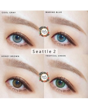 Western Eyes - Seattle 2 - Cool Grey - Power