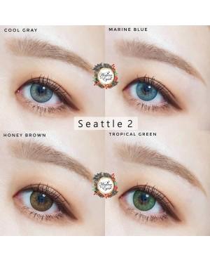 Western Eyes - Seattle 2 - Honey Brown