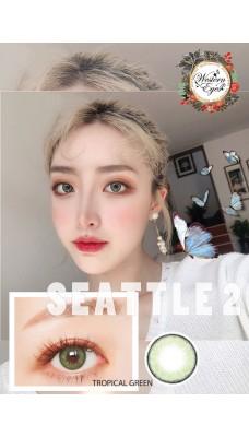 Western Eyes - Seattle 2 - Tropical Green