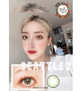 Western Eyes - Seattle 2 - Tropical Green