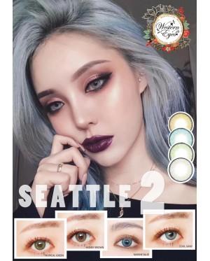 Western Eyes - Seattle 2 - Tropical Green - Power
