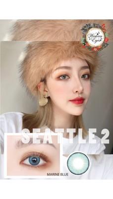 Western Eyes - Seattle 2 - Marine Blue