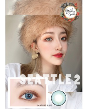 Western Eyes - Seattle 2 - Marine Blue - Power