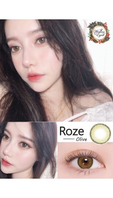 Western Eyes - Roze - Olive - Power