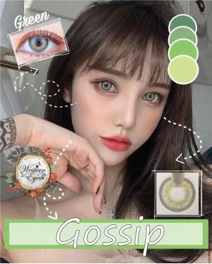 Western Eyes - Gossip - Jade(Green) - Power