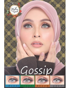 Western Eyes - Gossip - Brown - Power