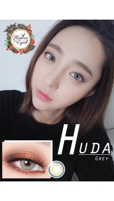 Western Eyes - Huda - Grey - Power