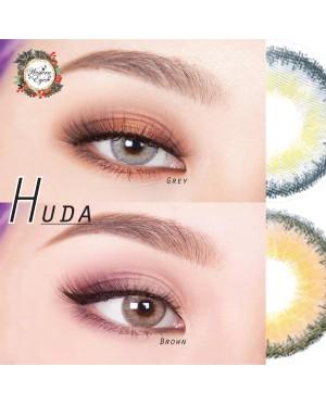Western Eyes - Huda - Grey - Power