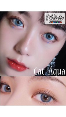 Barbie Lens 14.5mm - Cat - Blue - Power