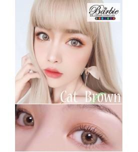 Barbie Lens 14.5mm - Cat - Brown - Power