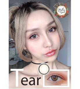 Western Eyes - Tear - Brown - Power