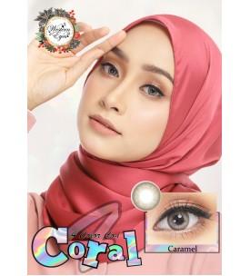 Western Eyes - Coral - Cameral