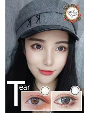 Western Eyes - Tear - Grey - Power