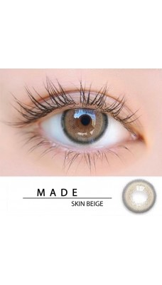 Western Eyes - Made - Skin Beige - Power