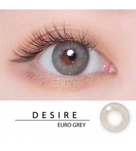 Western Eyes - Desire - Euro Grey - Power