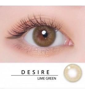 Western Eyes - Desire - Lime Green - Power