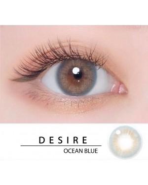 Western Eyes - Desire - Ocean Blue - Power